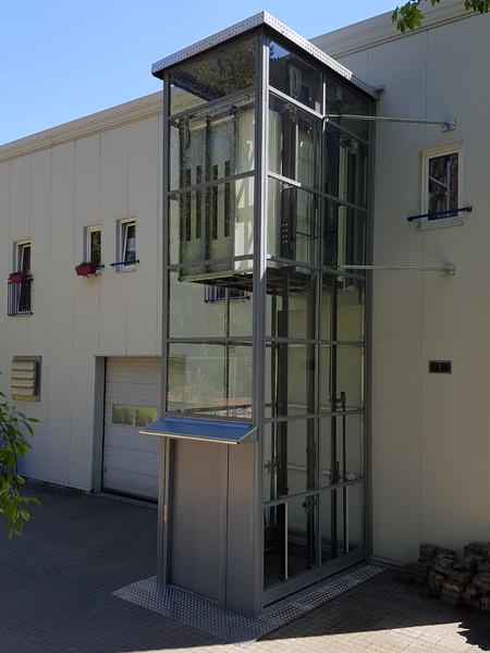 TBO Aufzug - Bettenaufzug