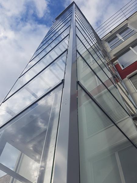 TBO Aufzug - Glasaufzug / Panoramaaufzug