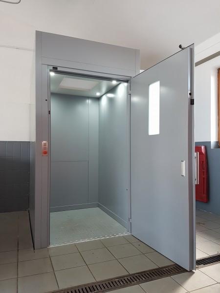 TBO Aufzug - Lastenaufzug