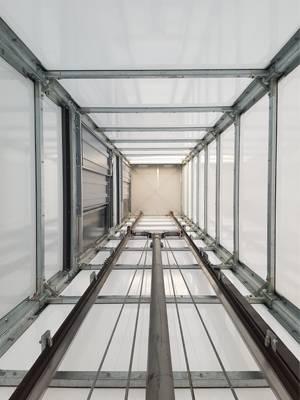 TBO Aufzug -Aufzugsschacht