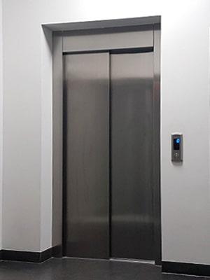 Aufzugstüre TBO Aufzug