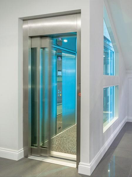 TBO Aufzug Homlift nach Maschinenrichtlinie