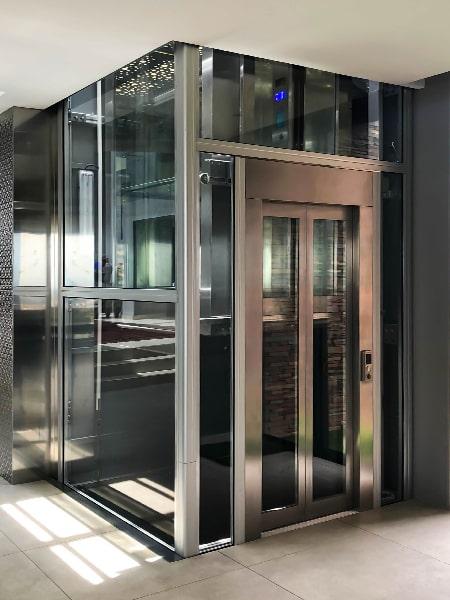 TBO Aufzug Glasaufzug / Panoramaaufzug